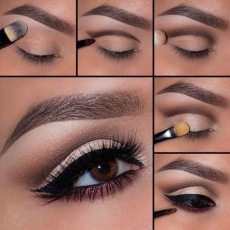 maquillaje-ojos-marrones